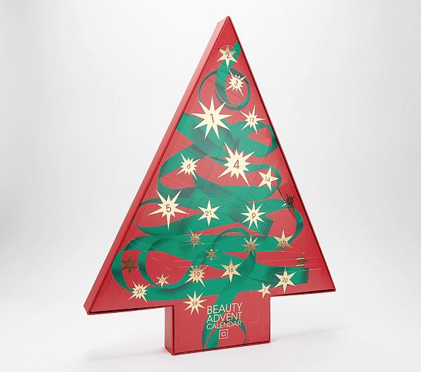 QVC Beauty Christmas Advent Calendar 24-Piece Sample Collection – On Sale Now