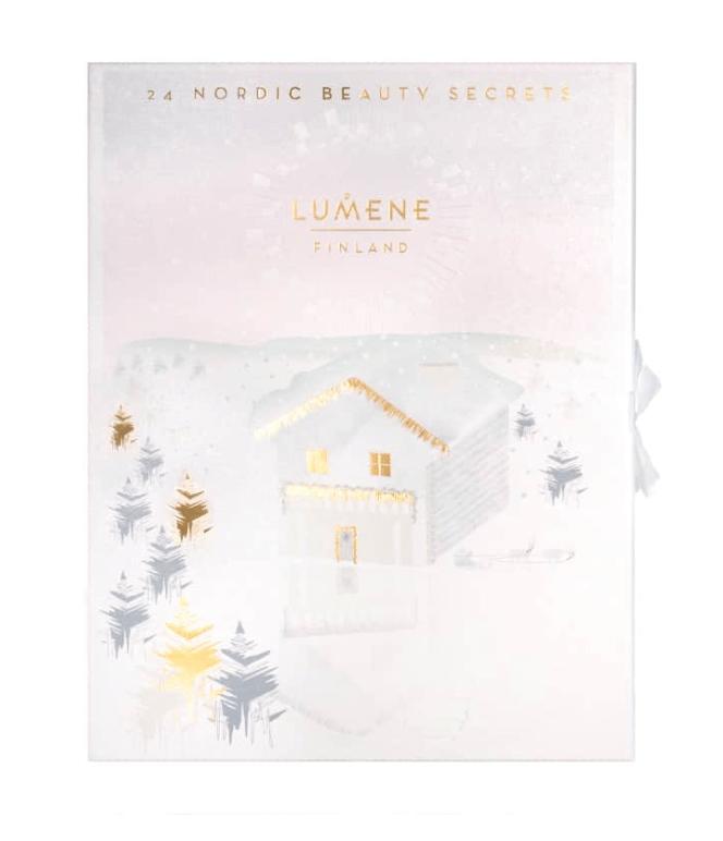 Lumene 24 Nordic Beauty Secrets Advent Calendar – On Sale Now!