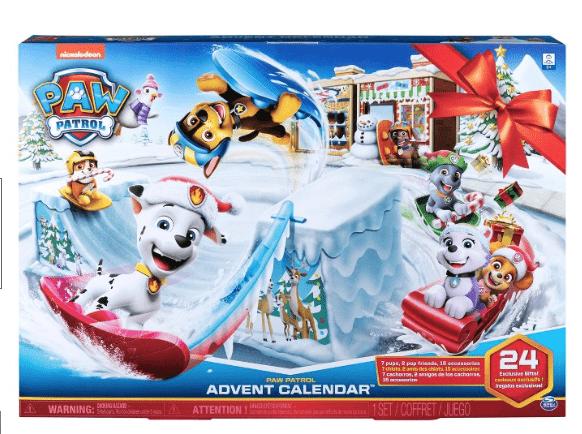 PAW Patrol Advent Calendar – On Sale Now