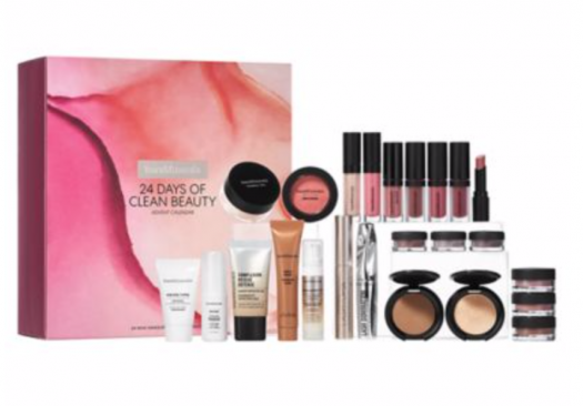 BareMinerals 24 Days of Clean Beauty Advent Calendar – On Sale Now!
