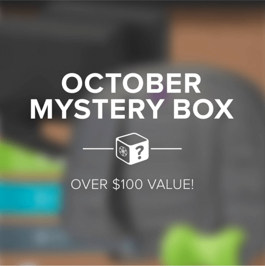 Gaiam Mystery Box – On Sale Now!