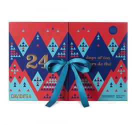 DavidsTea 24 Days of Tea Advent Calendar