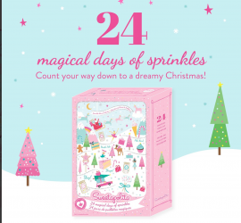 Sweetapolita Advent Calendar - 24 Magical Days of Sprinkles
