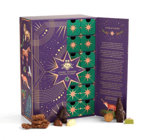 Vosges Haut-Chocolat Cosmic Wonder Calendar of Advent