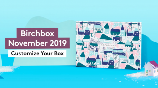 Birchbox November 2019 Sample Choice & Curated Box Reveals