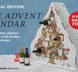 Macy's 2019 Wine Advent Calendar - On Sale Now!