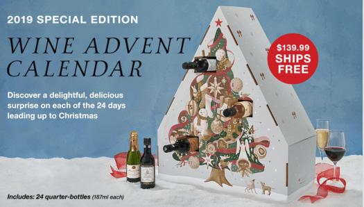 Macy's 2019 Wine Advent Calendar – On Sale Now!