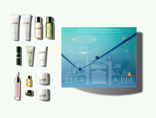 La Mer Twelve Days of Glowing Renewal Collection Advent Calendar – On Sale Now