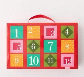 Urban Outfitters Mini Bean Bad Advent Calendar