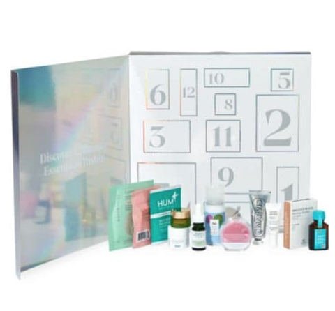 Saks Fifth Avenue The Apothecary Shop Gift Some Glow 12-Day Advent Calendar