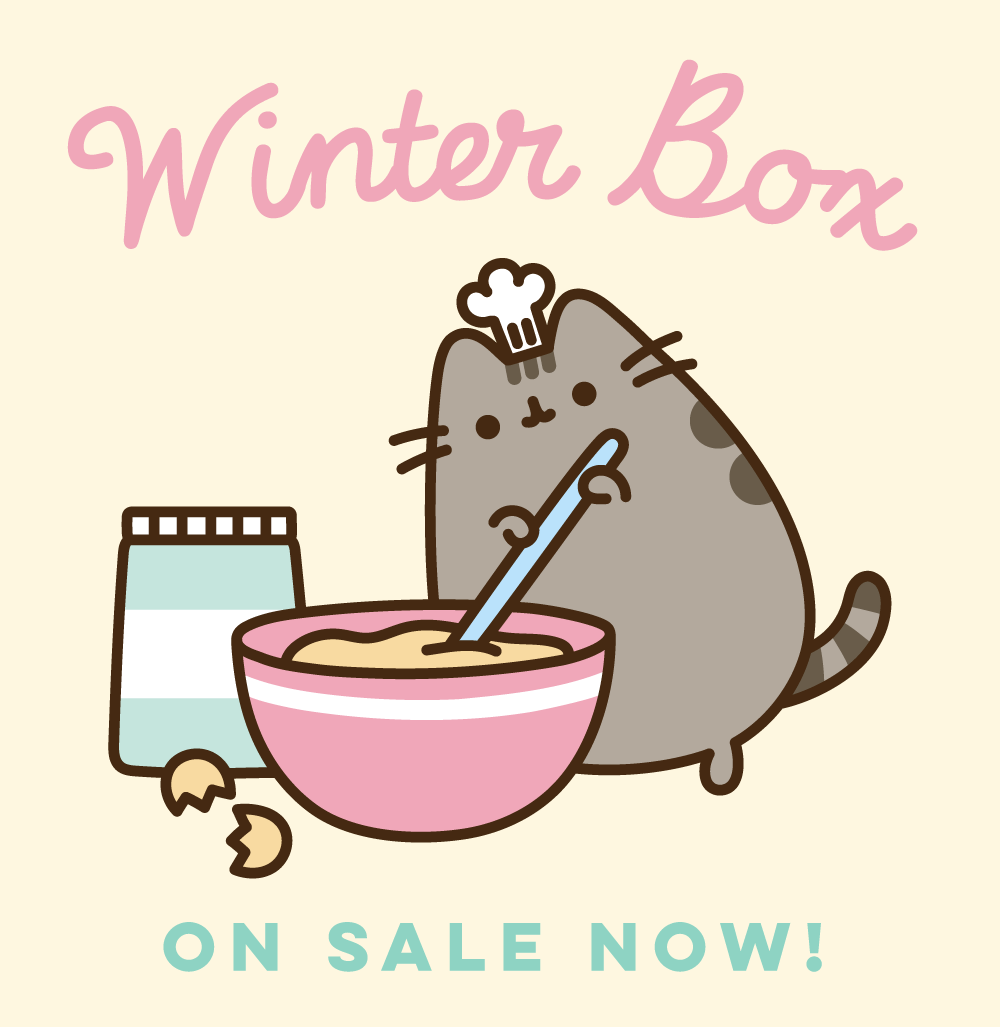 Pusheen Winter 2019 Box – On Sale Now