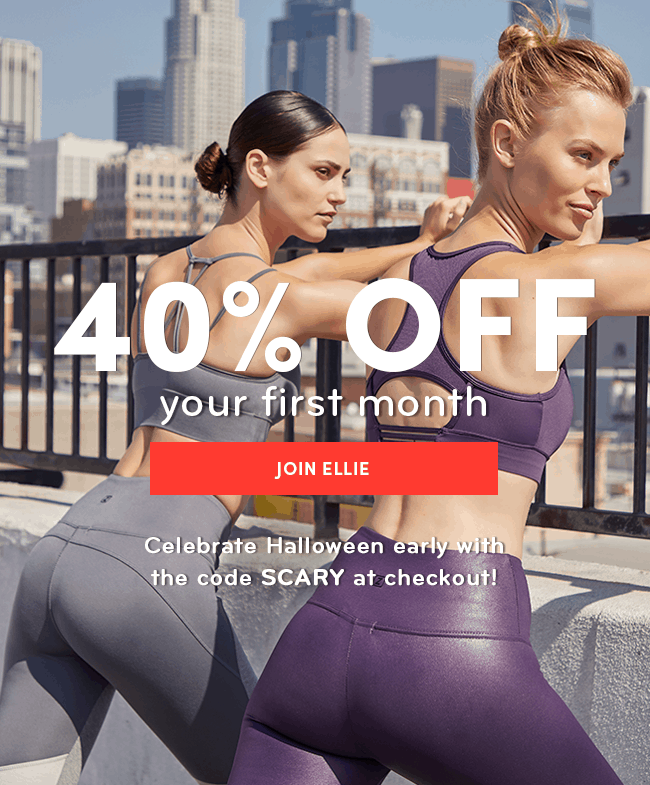 Ellie Coupon Code – Save 40% Off Your First Month