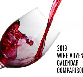 2019 Wine Advent Calendars - A Full List & Comparison!