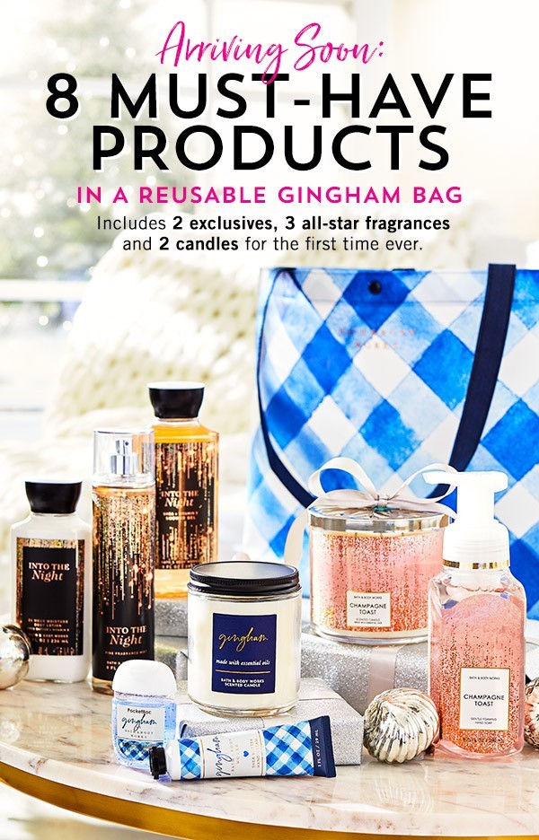 Bath & Body Works Black Friday 2019 Tote – Now Available + Full Spoilers