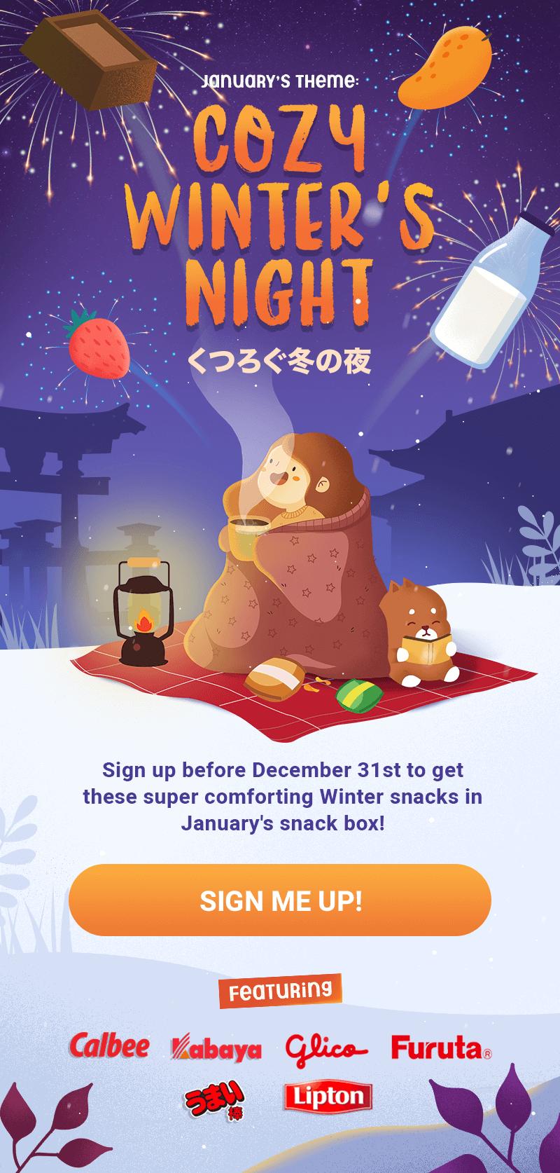 TokyoTreat January 2020 Theme Spoiler + Coupon Code