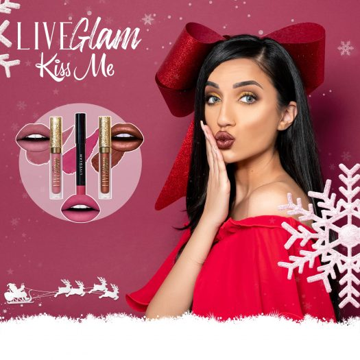 LiveGlam KissMe December 2019 Full Spoilers
