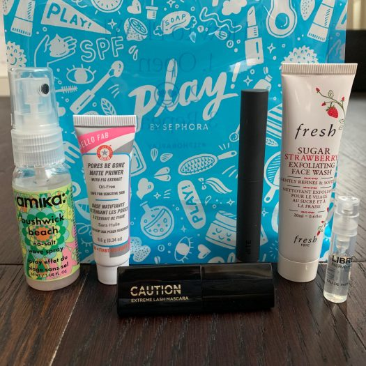 Play! by Sephora Review – September 2019