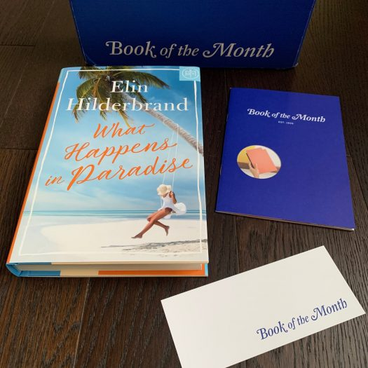 Book of the Month Review + Coupon Code - October 2019
