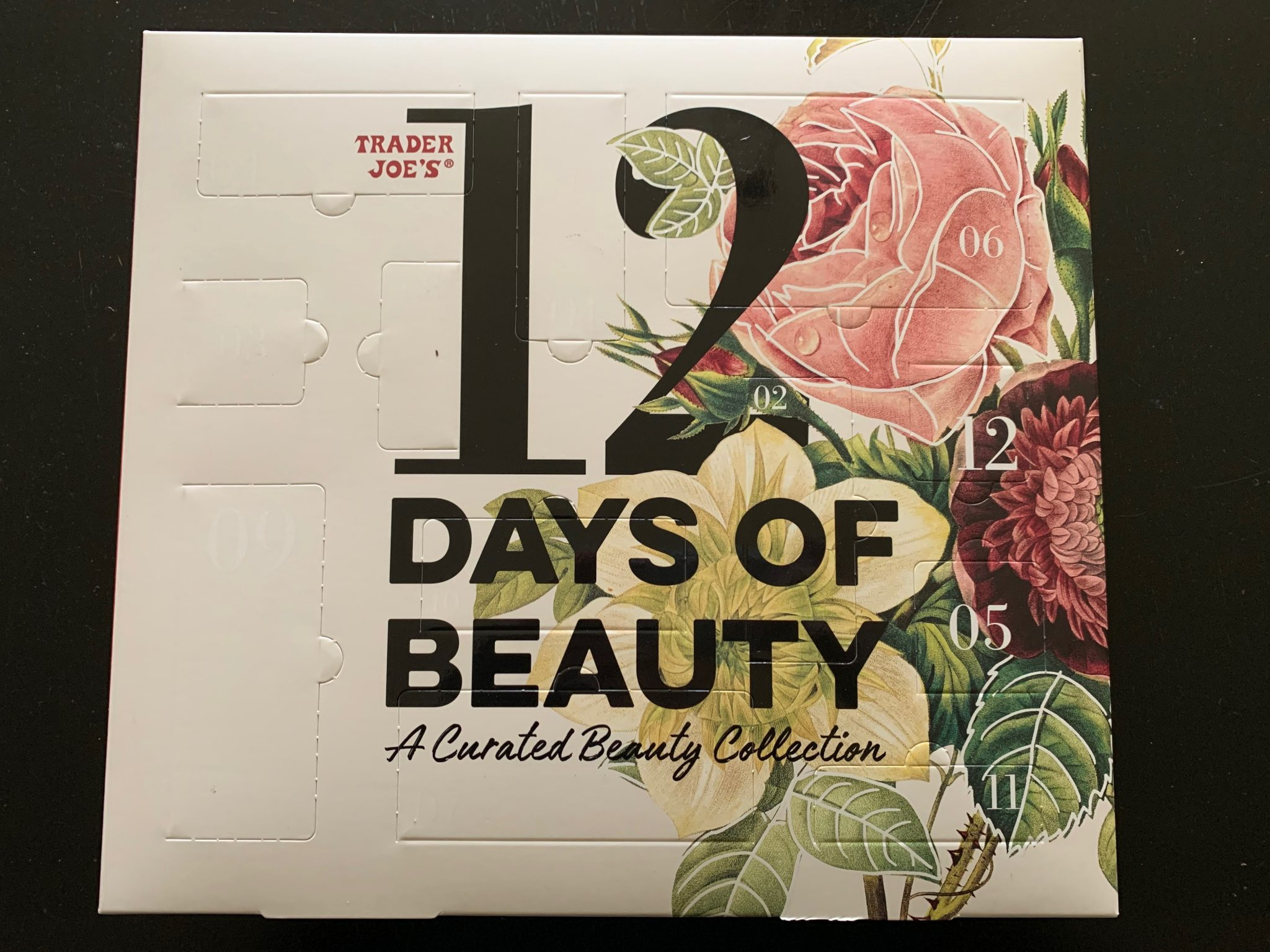 Trader Joe's 12 Days of Beauty Advent Calendar – On Sale Now!