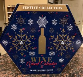 Aldi 2019 Wine Advent Calendar - Full Spoilers!
