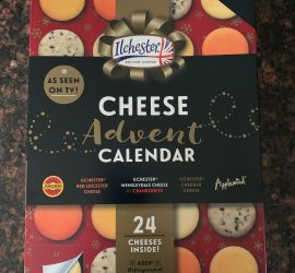 Ilchester Cheese Advent Calendar - In Meijer Stores TODAY!