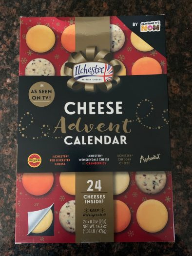Ilchester Cheese Advent Calendar – In Target Stores NOW!