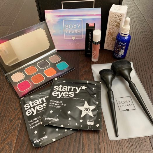 BOXYCHARM Subscription Review - November 2019