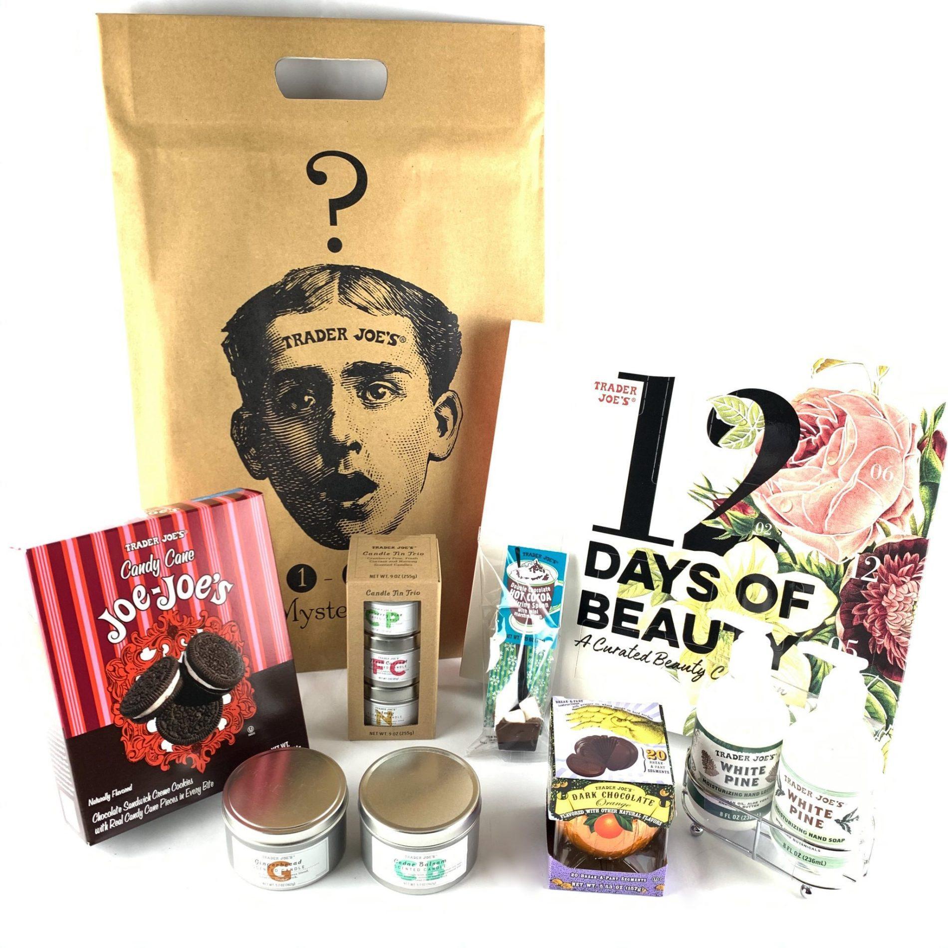Subscription Box Ramblings Trader Joe's Favorites Giveaway!