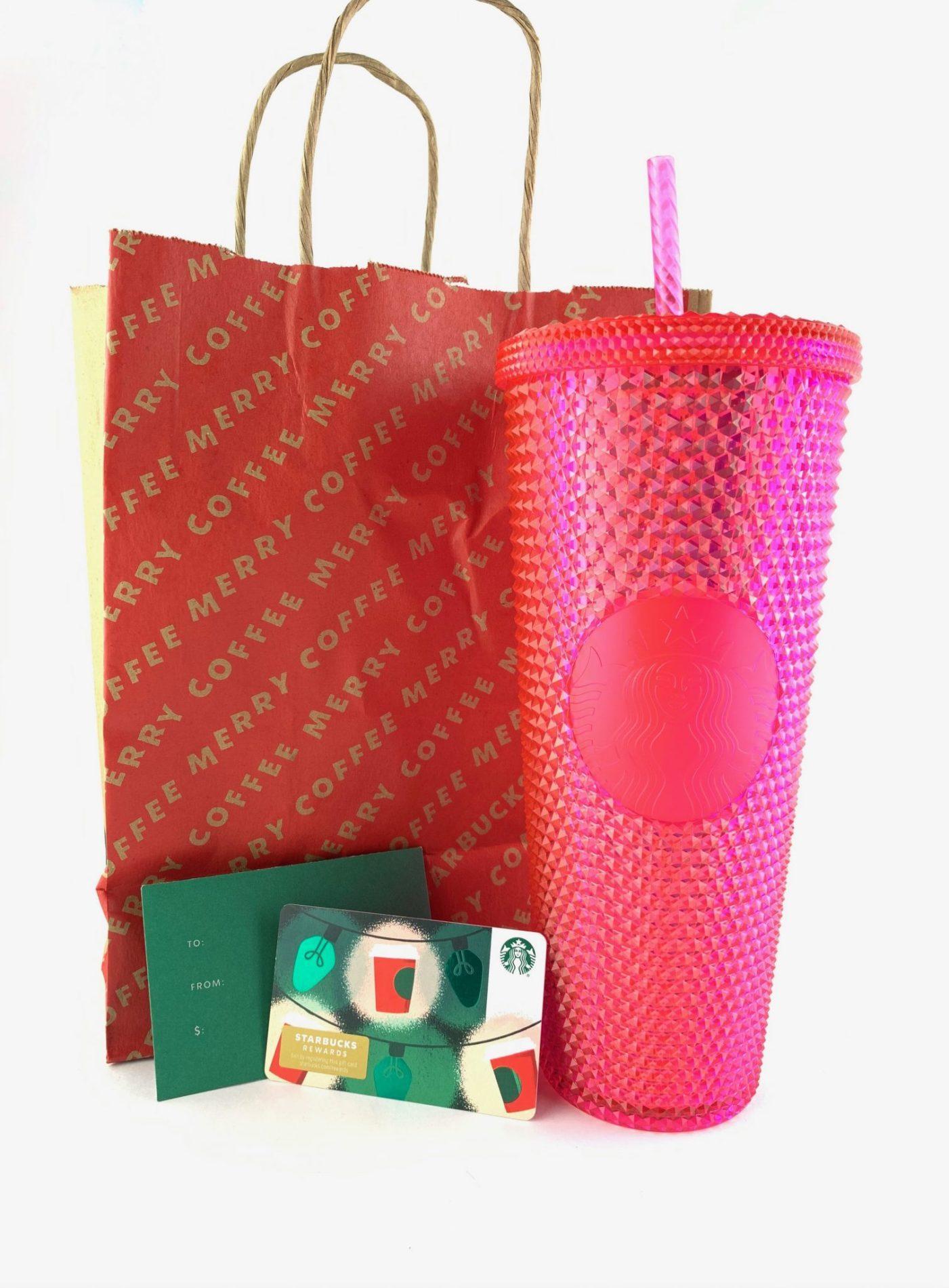 Subscription Box Ramblings Starbucks Holiday Giveaway!