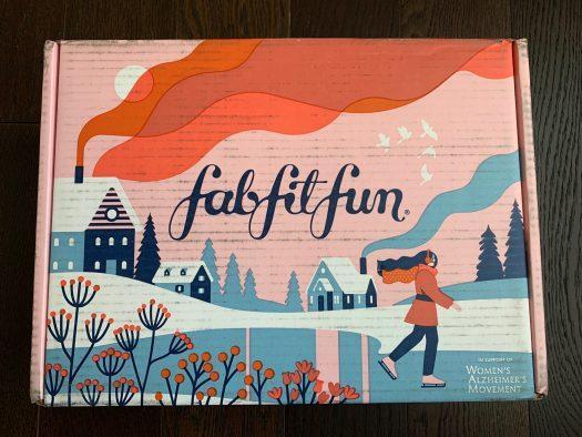 FabFitFun Winter 2019 Review + Black Friday Sale – Free $150 Bonus Box or Mini Box for $5