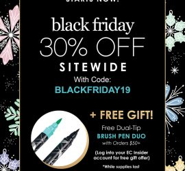 Erin Condren Early Black Friday Sale for EC Insiders - Save 30% Off EVERYTHING+ Free Gift!
