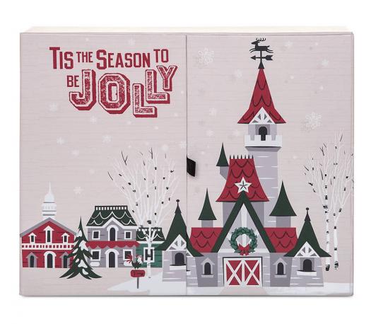 World of Disney Holiday Countdown Calendar Pin Set – Limited Edition Advent Calendar