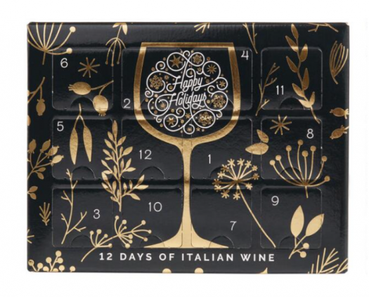 12 Days of Wine Advent Calendar – On Sale At Cost Plus World Market