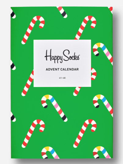 Happy Socks Advent Calendar Gift Box – On Sale Now