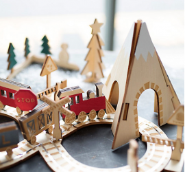 Birch Railway Advent Calendar - On Sale Now!