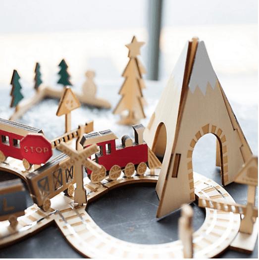 Birch Railway Advent Calendar – On Sale Now!