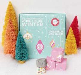 Xo Marshmallow - Marshmallow Advent Calendar