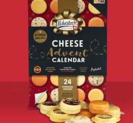 Ilchester Cheese Advent Calendar - In Meijer Stores 11.10.19