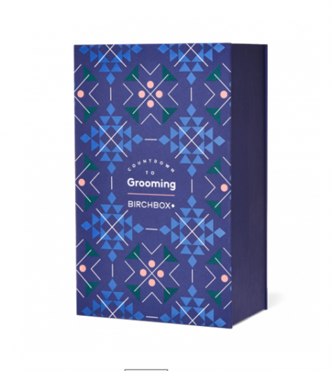 Birchbox Countdown to Grooming 2019 Advent Calendar – On Sale Now!