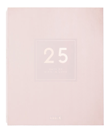 KikkiK Stationery Lovers Advent Calendar Luxe Soft Pink: Christmas – On Sale Now