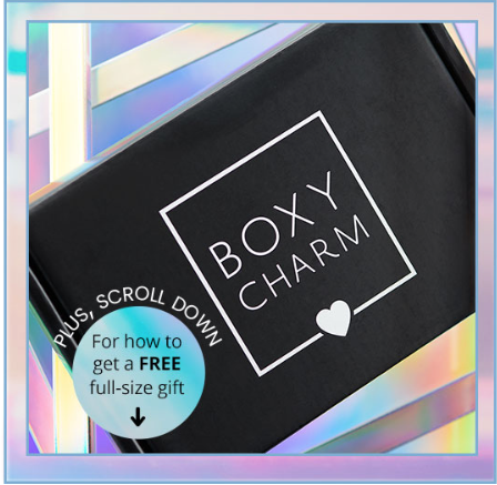 BOXYCHARM November 2019 FULL Spoilers – All Variations + Free Gift With Purchase!