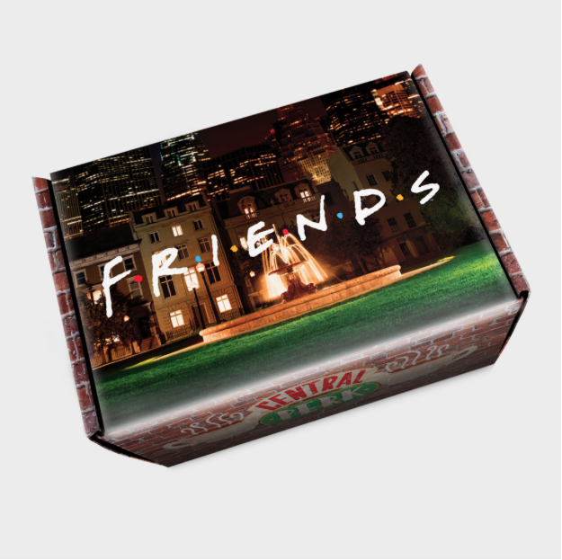 New Box Alert: Friends Box from CultureFly
