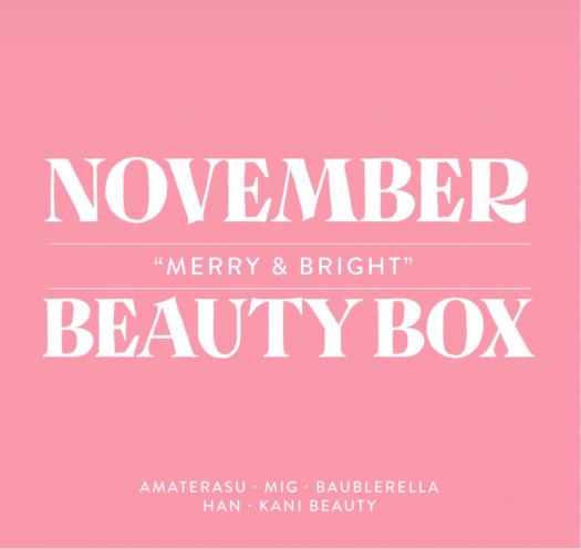 Oui Fresh November 2019 Spoilers
