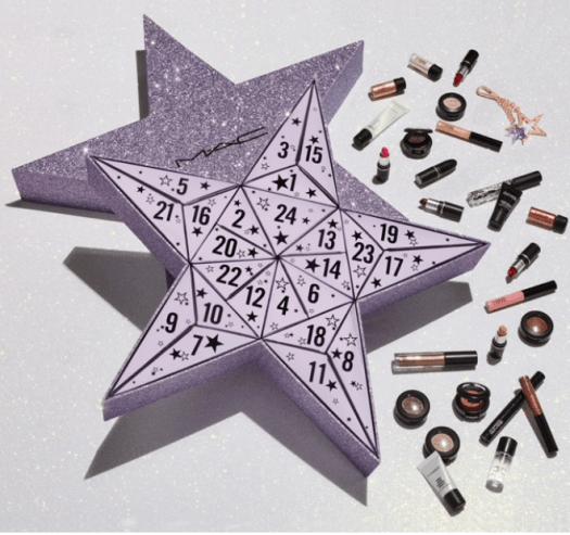MAC Cosmetics Stars for Days Advent Calendar - Coming Soon!