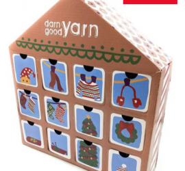 Darn Good Yarn Advent Calendar - On Sale Now