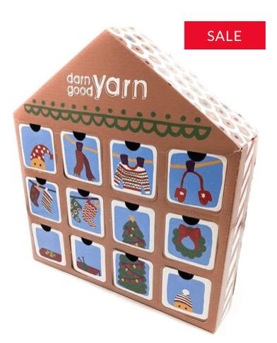Darn Good Yarn Advent Calendar – On Sale Now