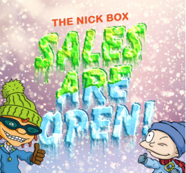 Nick Box Winter 2019 Spoiler #1