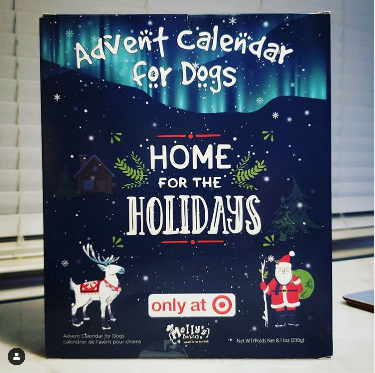 Target Advent Calendar for Dogs
