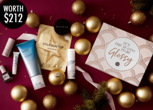 GLOSSYBOX Holiday Spoilers