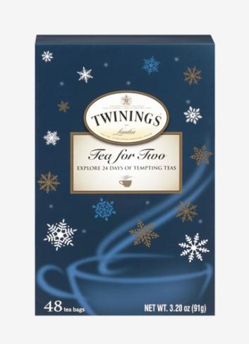 Twining Tea Advent Calendar – On Sale Now